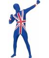 Second skin kostuum Groot Brittanie