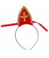 Sinterklaas tiara voor kinderen