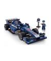 Sluban Formule 1 raceauto blauw