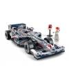 Sluban Formule 1 raceauto zilver