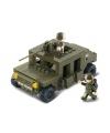 Sluban kleine pantserwagen 23,7 x 19 cm
