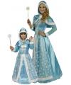 Elsa look jurk voor dames