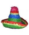 Pinata in sombrero vorm