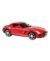 Rode Mercedes Benz 1:24 speelauto