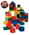 Speelgoed blokken van hout