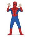 Superheld Spiderman kostuum