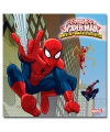 Spiderman feest servetten 20 stuks