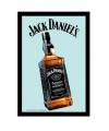 Cafe versiering Jack Daniels wand spiegel