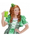 Dames Saint Patricks Day hoedje verkleedaccessoire