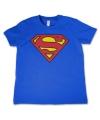 Fun kinder shirt Superman logo