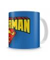 Superman porseleinen mok