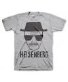 Fun shirt Heisenberg Sketch grijs