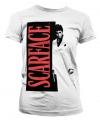 Dames T-shirt Scarface