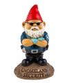 Tuinkabouter gnomeland security 23 cm