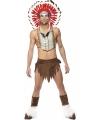 Indianen pak van de Village People