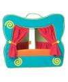 Mini poppen theater