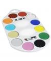 Schmink palet diverse kleuren