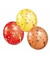 Poeh versiering ballonnen 5 stuks