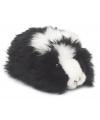 WNF knuffel cavia zwart 19 cm