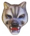 Maskertje wolf