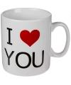 Valentijn liefdes beker 700 ml