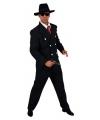 Carnaval gangster kostuum heren